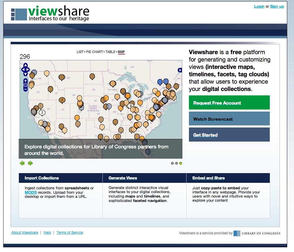 Welcome to Viewshare