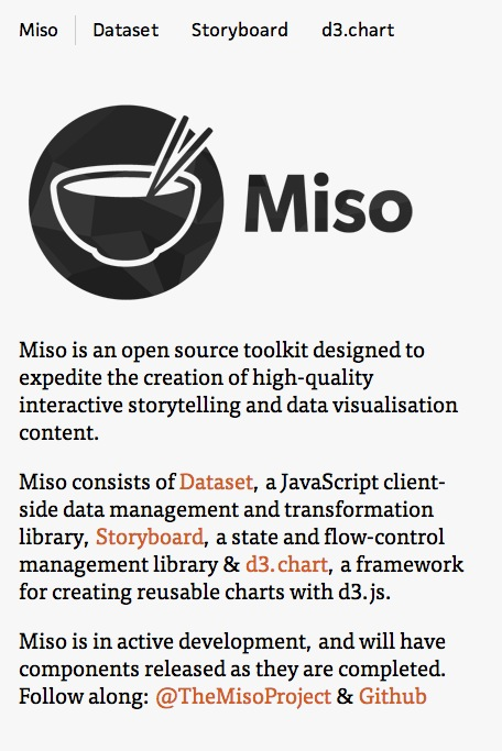 The Miso Project