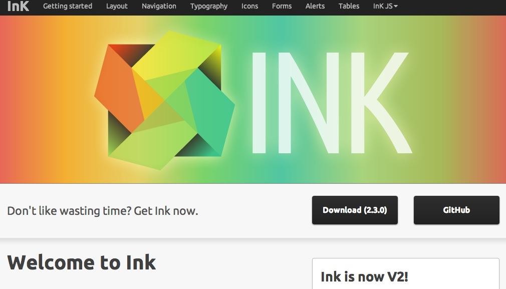 InK – Interface Kit