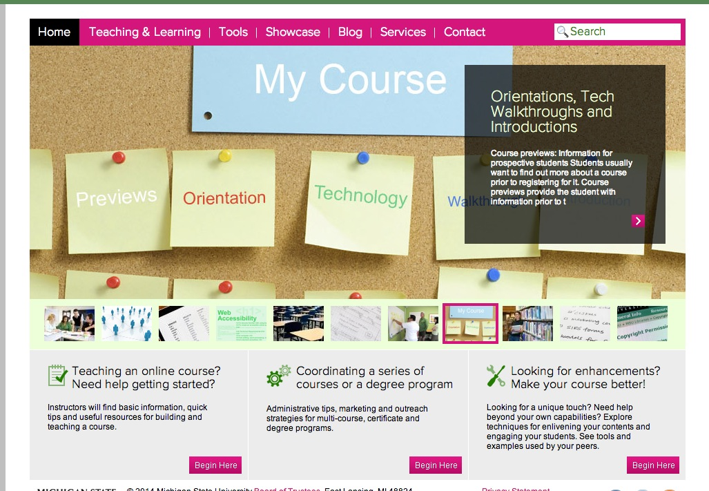 LearnDAT (Learning Design and Technology)